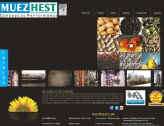 muezhestindia.com screenshot