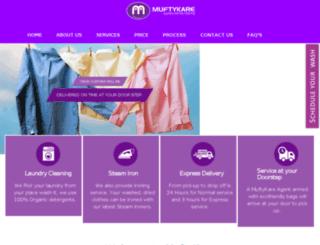 muftykare.in screenshot