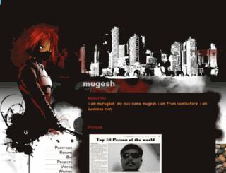 mugesh2000.webs.com screenshot