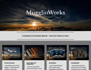 mugglinworks.com screenshot
