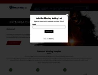 muggyweld.com screenshot