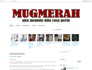 mugmerah.blogspot.com screenshot