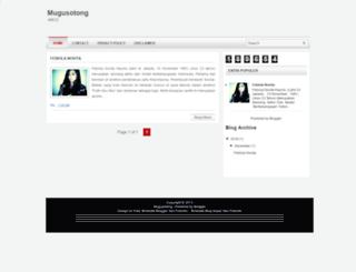 mugusotong.blogspot.com screenshot