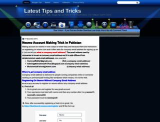 muhammadfarhad.blogspot.com screenshot