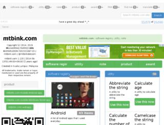 muhammadtarmizibinkamaruddinswebsite.com screenshot