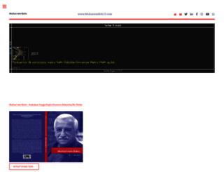 muharrembalci.com screenshot