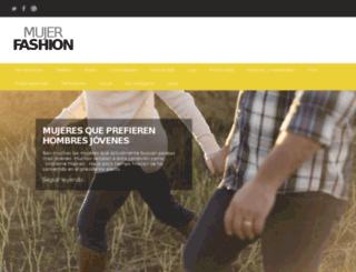 mujer-fashion.com screenshot