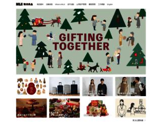 muji.com.hk screenshot