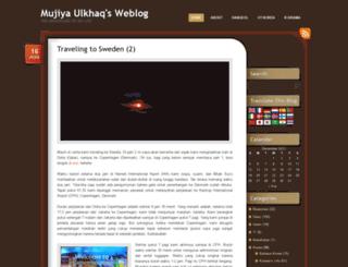 mujiyaulkhaq.wordpress.com screenshot