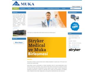 mukametal.com screenshot
