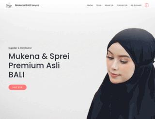 mukenabaliku.com screenshot