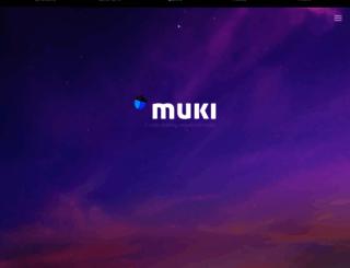 muki.io screenshot