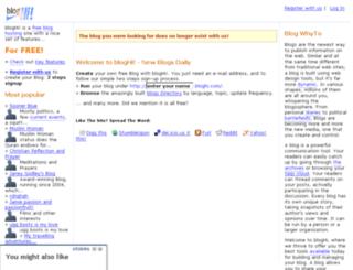 mulberry819.bloghi.com screenshot