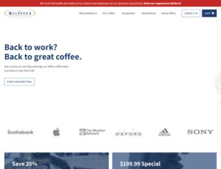 muldoonscoffee.com screenshot