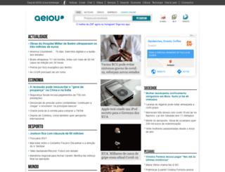 mulher50a60.weblog.com.pt screenshot