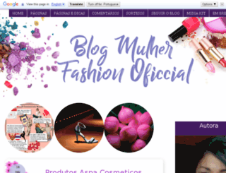 mulherfashioon.blogspot.com.br screenshot