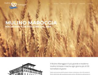 mulinomaroggia.ch screenshot