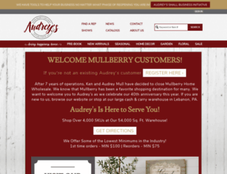 mullberryhome.com screenshot