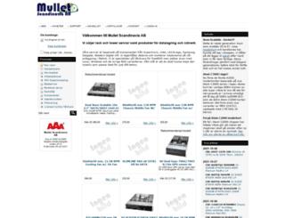 mullet.se screenshot