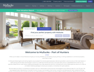 mullucks.co.uk screenshot