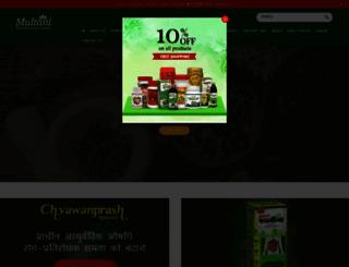 multani.org screenshot
