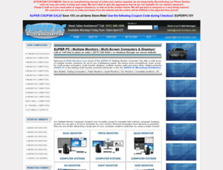multi-monitors.com screenshot