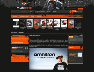 multi-moto.eu screenshot
