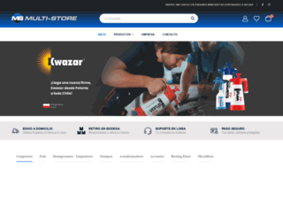 multi-store.net screenshot