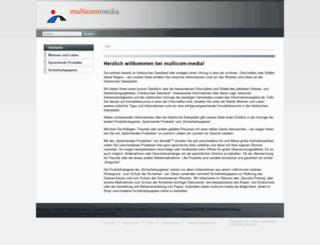 multicom-media.de screenshot