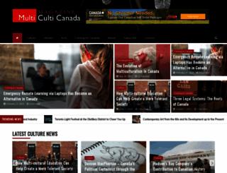 multiculturalcanada.ca screenshot