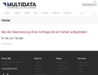 multidata.at screenshot