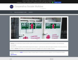 multidea.org screenshot