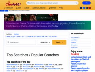 multidictionary.net screenshot