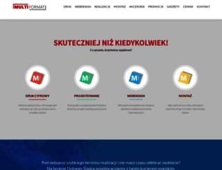 multiformat.pl screenshot