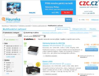 multifunkcni-zarizeni.heureka.cz screenshot