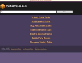 multigames88.com screenshot