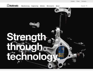 multiinc.com screenshot