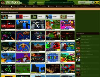 multijogadores.1001jogos.pt screenshot