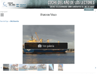 multimedia.farodevigo.es screenshot