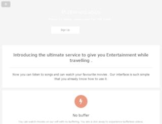 multimediabus.in screenshot