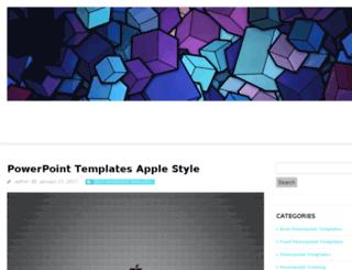 multimediapowerpointpresentation.com screenshot