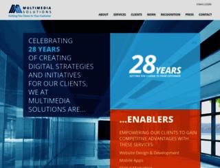 multimediasolutions.com screenshot