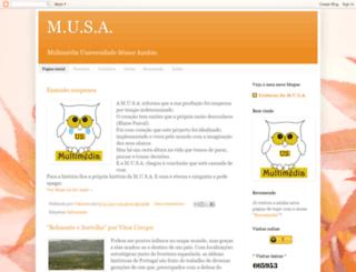multimediausaz.blogspot.pt screenshot