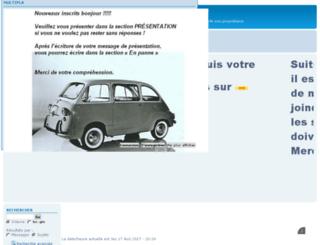 multipla.nouslesfans.com screenshot