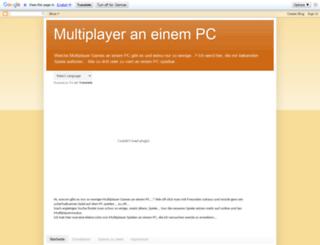multiplayer-an-einem-pc.blogspot.ch screenshot