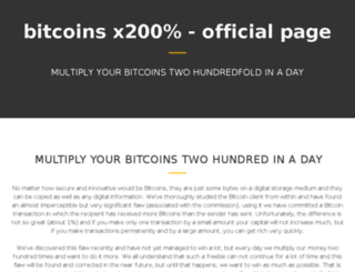 multiplymybitcoins.pe.hu screenshot