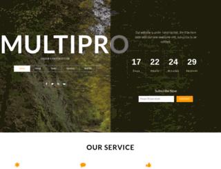 multipro.us screenshot