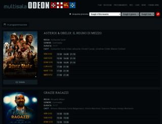 multisalaodeon.com screenshot