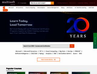 multisoftsystems.com screenshot