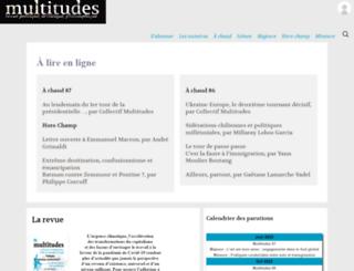 multitudes.samizdat.net screenshot